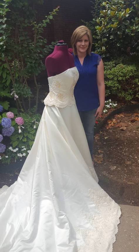 Wedding Gown Donation